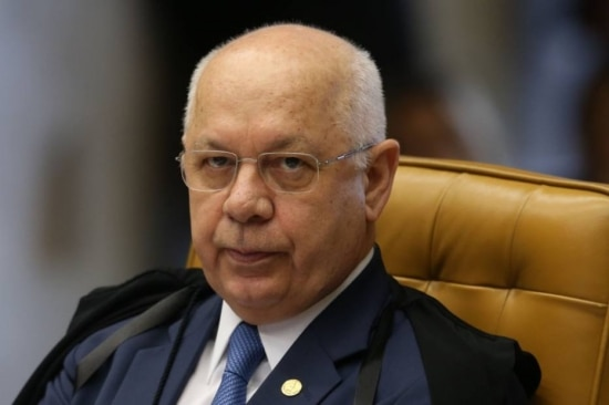 O ministro do STF, Teori Zavascki