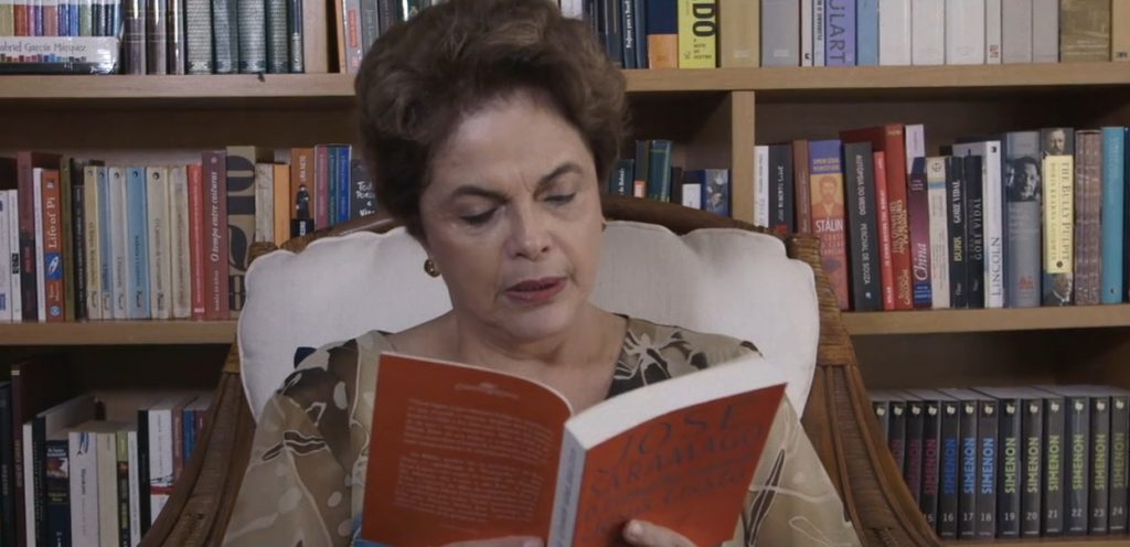 Facebook/Dilma Rousseff