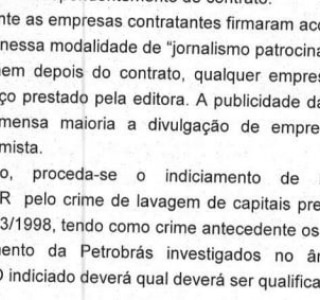 PF indicia executivo da 'gráfica do PT'