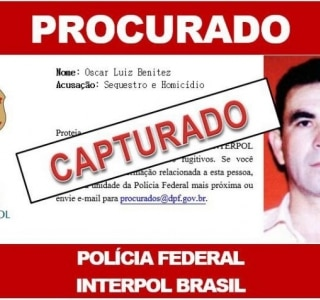 PF prende dois do Exército do Povo por assassinato de filha de ex-presidente do Paraguai