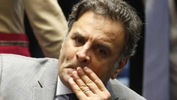 Aécio Neves. Foto: Estadão