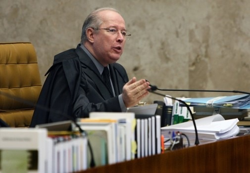 Ministro Celso de Mello, do Supremo Tribunal Federal. Foto: Rosinei Coutinho/SCO/STF