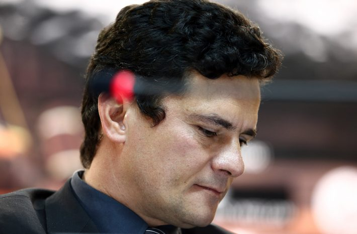 Sérgio Moro é juiz federal. Foto: Wilton Junior/Estadão