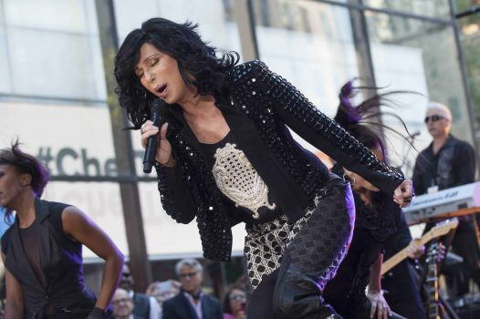 Cher. Foto: Keith Bedford/Reuters